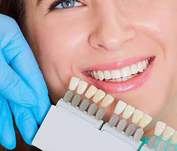 For a bright and attractive smile, choose dental veneers with Dr. William Virtue near Boonville, NC.