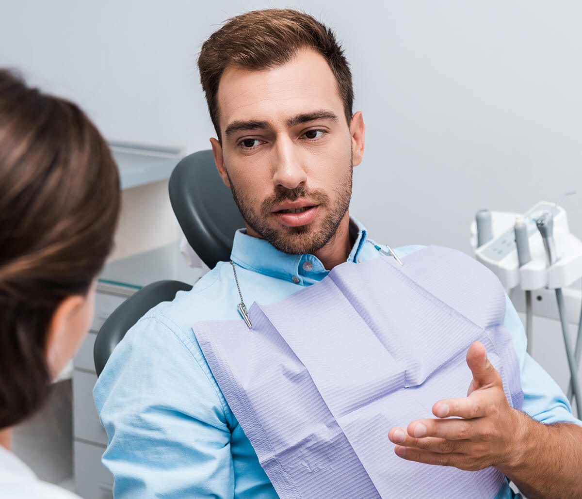 What is the Difference Between Dentures and Dental Implants in Yadkinville NC Area?