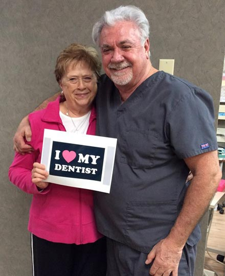 Dr. William E. Virtue DDS, NMD, at Virtue Dental Care Event 06
