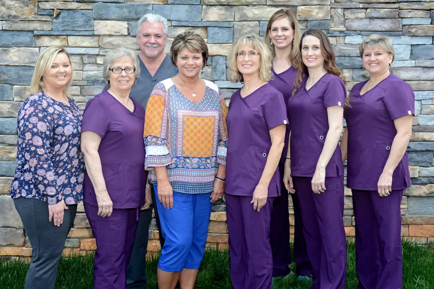 Dr. William E. Virtue DDS, NMD, at Virtue Dental Care Staff Group