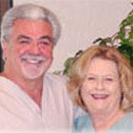 Dr. William E. Virtue DDS, NMD, at Virtue Dental Care Image Of Patient Sandra