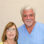 Dr. William E. Virtue DDS, NMD, at Virtue Dental Care Image Of Patient Edna